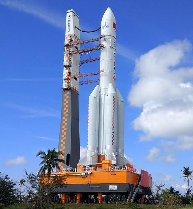 Çin Uzay