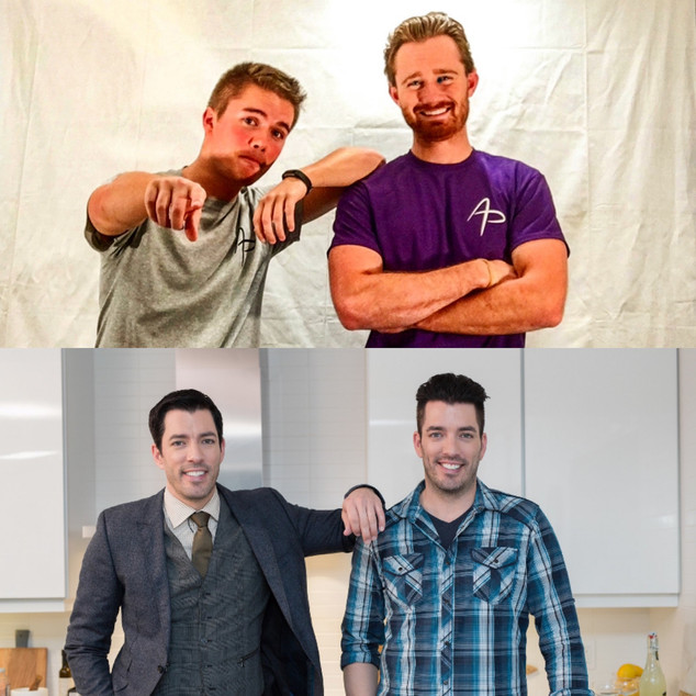 AP Boys vs. Property Brothers - Who is More Successful and/or More Attractive?