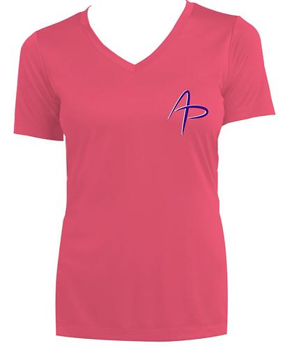 AP Womens V-neck