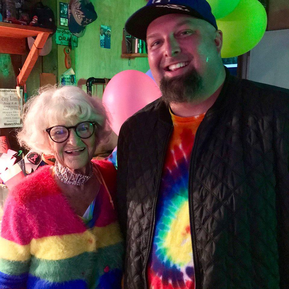 Baddie Winkle 90th Birthday