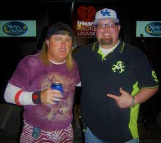 Matt Gwynn and Donnie Baker