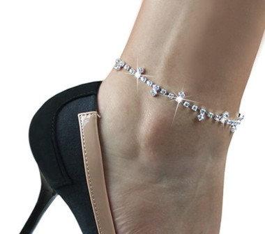 Sparkling Anklet