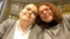 Notre dernier selfie à Paris