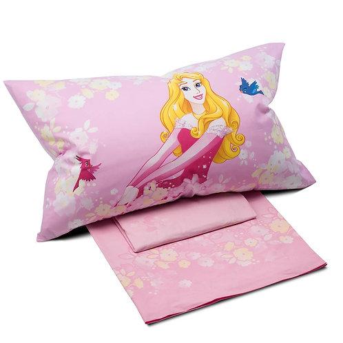 """Completo letto/lenzuola singolo 1 piazza Caleffi Princess mod.""""Aurora"""""""