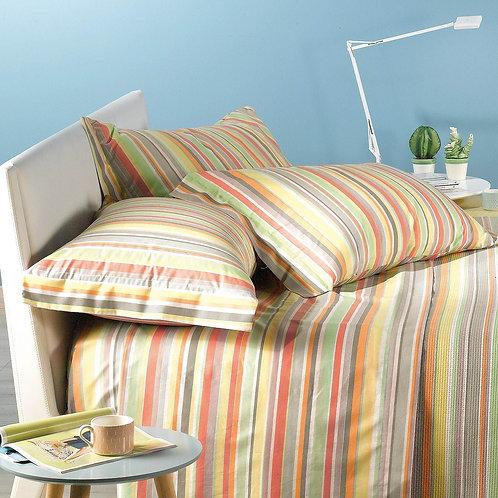 """Completo letto/lenzuola 1 piazza e mezza Caleffi mod.""""Palm Beach"""""""