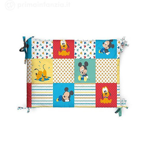 """Paracolpi lettino Caleffi mod. """"Mickey Patch"""""""