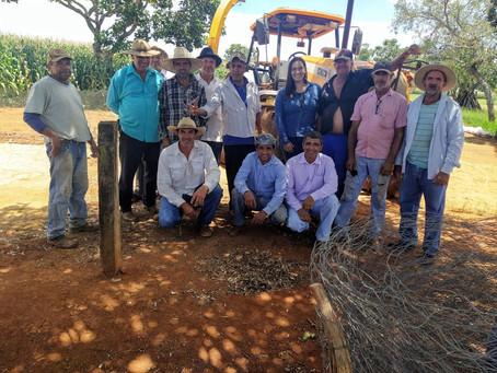 """Iniciou-se o período de colheita e ensilagem - """"Silagem 2021"""" no município de  Pedrinópolis"""