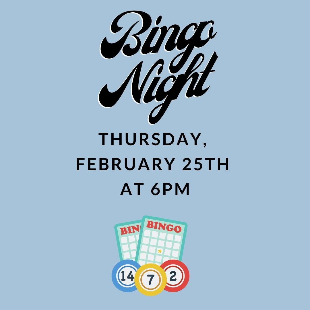 BINGO NIGHT!