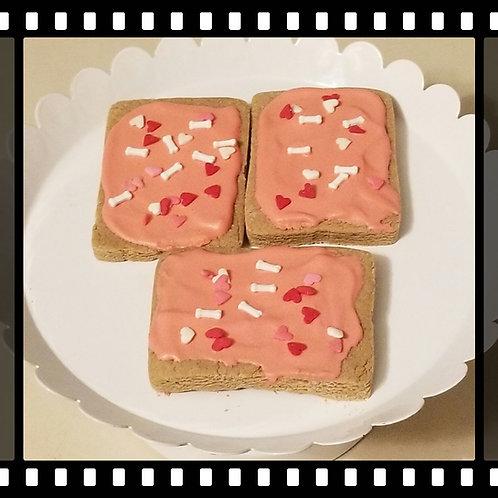Peanut Butter Pup Tarts
