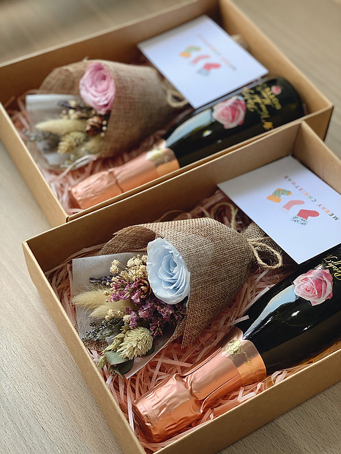 Festive Bubbles Gift Box