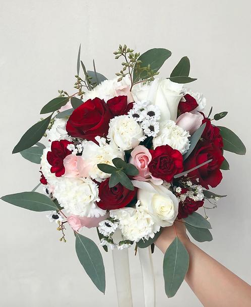 Bridal Bouquet - Passionate