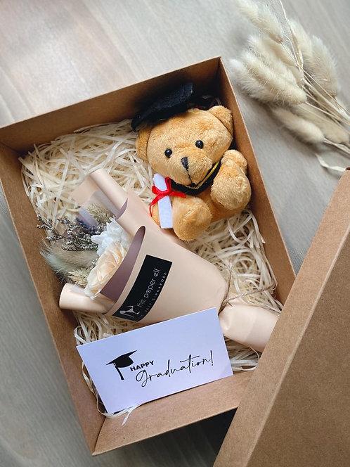 Happy Graduation Gift Box