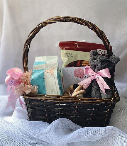 Gracelia Girl Gift Basket