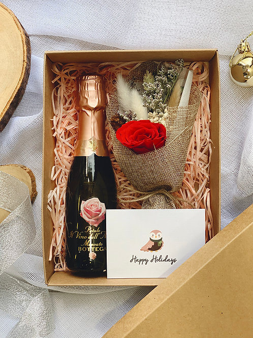 Festive Bubbles Gift Box