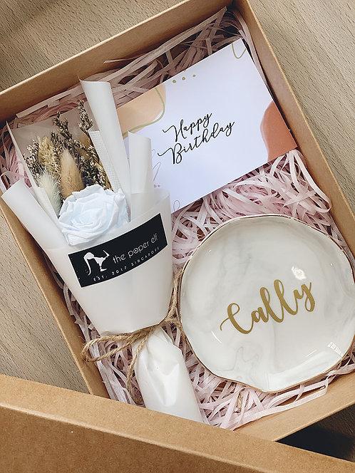 Dusty Gift Box