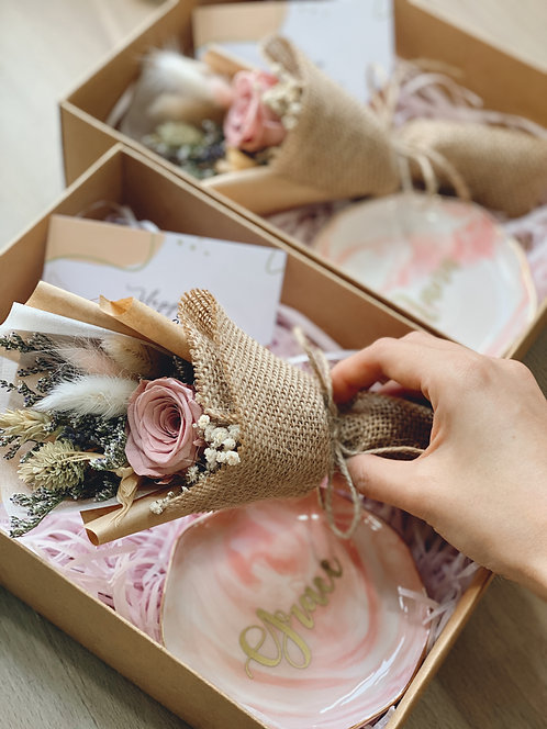 Cappuccino Rose Gift Box
