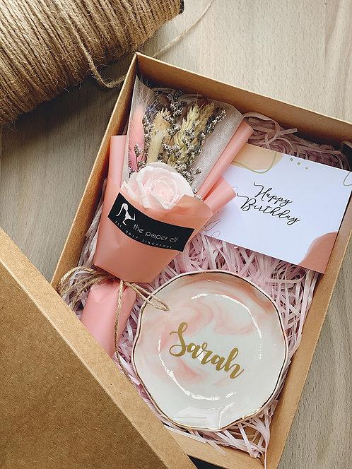 Pink Charm Gift Box