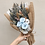 Thumbnail: Three Preserved Roses Bouquet