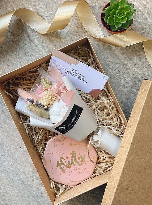 Aria Blush Gift Box