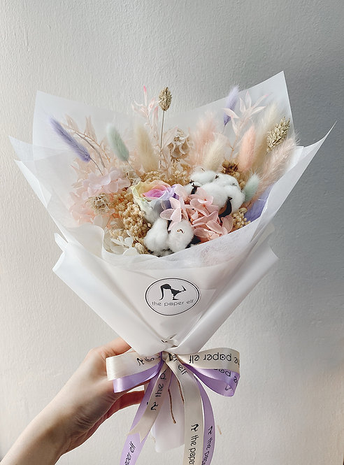 Pastel Rainbow Bouquet