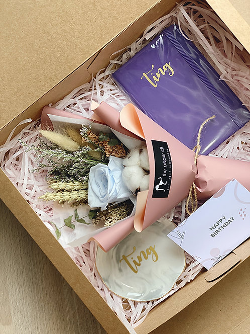 Graceal's Note Gift Box