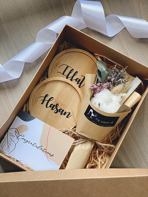 Claus Gift Box