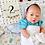 Thumbnail: Animals Baby Milestone Cards