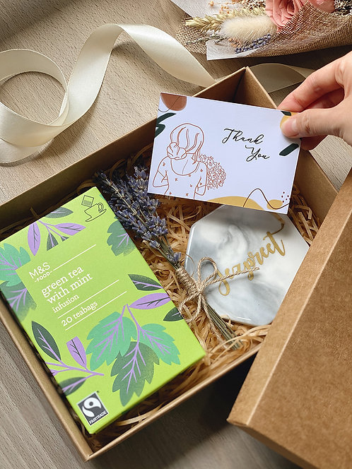 Keep Calm & Drink Tea Gift Box