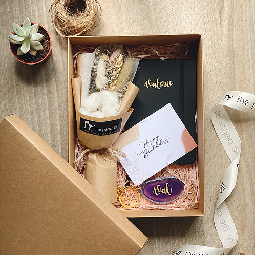 Notebook Charm Gift Box