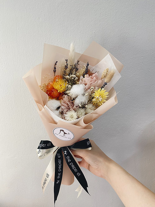 (Only 1 in stock) Petite Dried Flowers