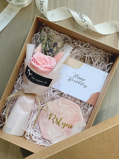 Pink Vibes Gift Box