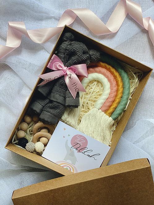 Little Sweet Pea Gift Box
