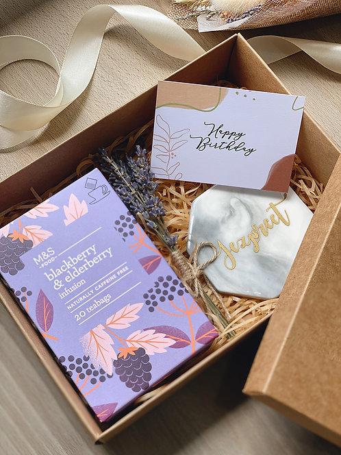 Keep Calm & Drink Tea Gift Box