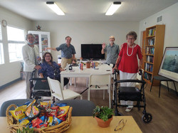 Senior Lounge Group