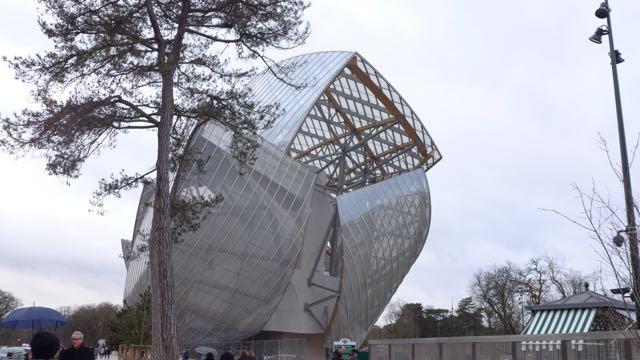 Fondation Louis Vuitton_A Viagem Certa1