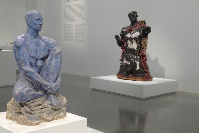 Lucio Fontana Esculturas 1
