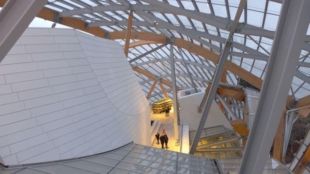 Fondation Louis Vuitton _A Viagem Certa2