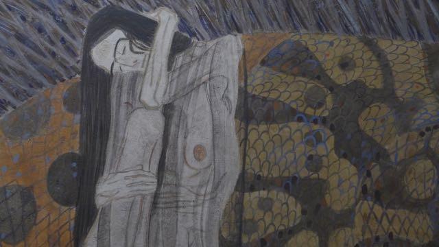 Klimt Pinacoteca de Paris1