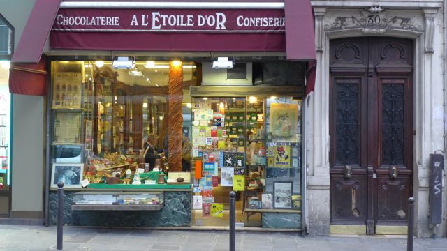 etoile d'or