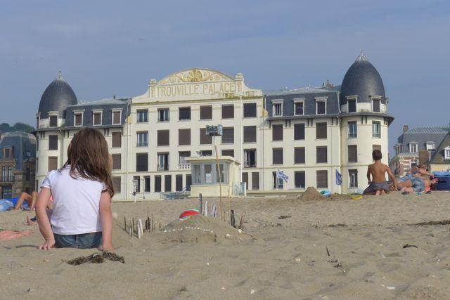 Trouville praia 1