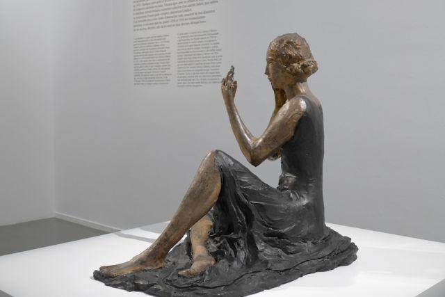 Lucio Fontana esculturas 2