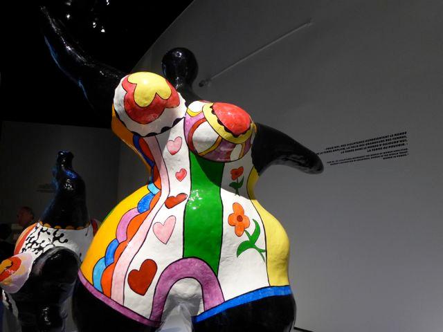 Niki de Saint Phalle_Grand Palais_A Viagem Certa 3