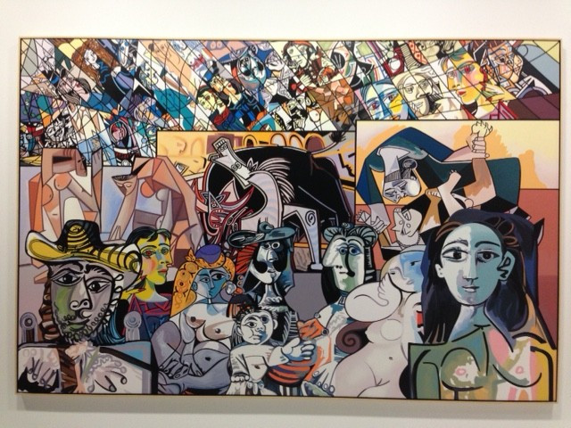 Picasso Mania 4