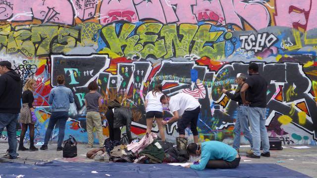 Canal Saint-Martin_set 2015_homemagem atentados Paris_A Viagem Certa - 4
