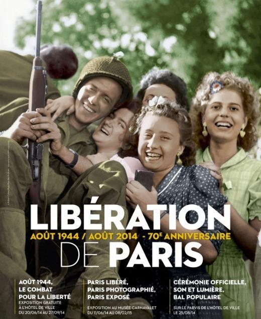 liberation-paris-affiche_A Viagem Certa_dicas de Paris