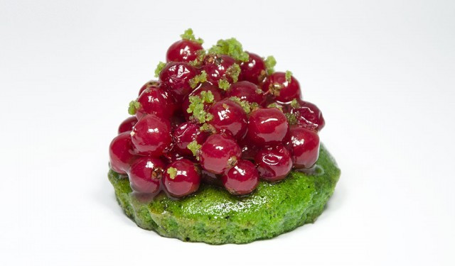 tartelette-pistache-groseille