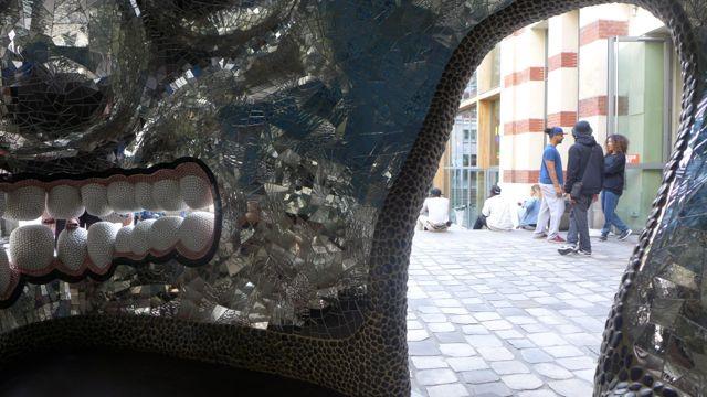 La Cabeza_Niki de Saint Phalle_A Viagem Certa11