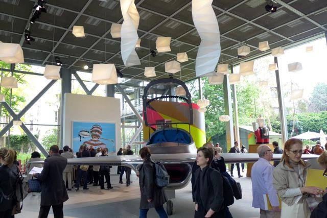 Aniversário Fondation Cartier 1