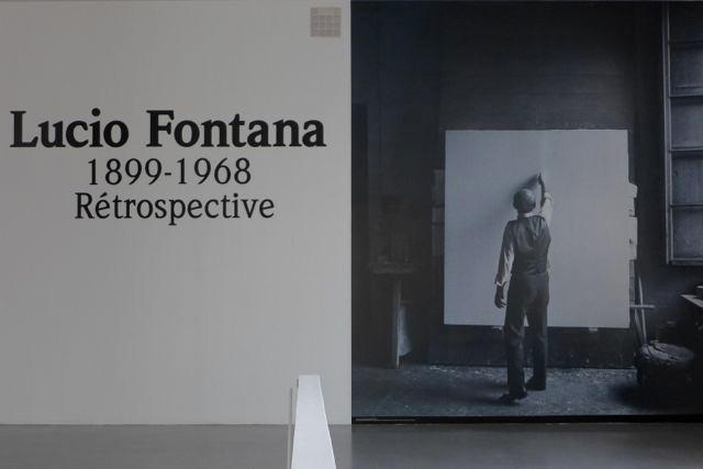 Lucio Fontana MAM 1