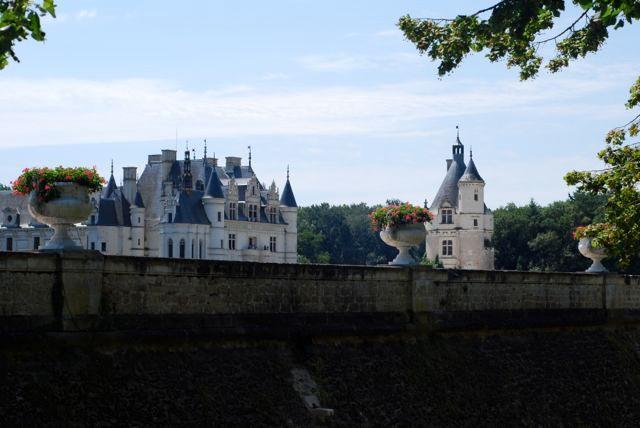 chenonceau vista canal